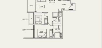 the-avenir-type-2-b-floor-plan-Singapore