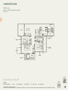 the-avenir-type-3-a-floor-plan-Singapore