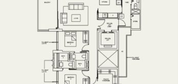 the-avenir-type-4-b-floor-plan-Singapore